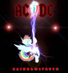 AC/DC RAINBOWSTRUCK by dan232323
