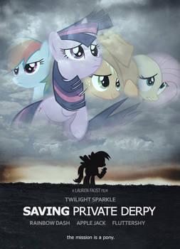 Saving Private Derpy