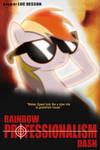 Rainbow Professionalism Dash
