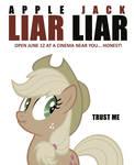 Apple Jack Liar Liar!