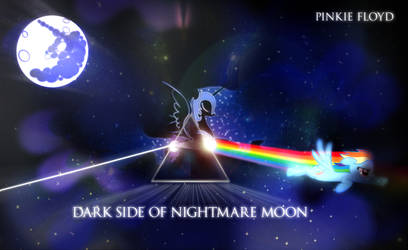 Pinkie Floyd: Dark side of Nightmare Moon