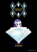Pinkie Floyd: Shine on you crazy Diamond by dan232323