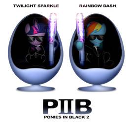 PIB Ponies In Black 2