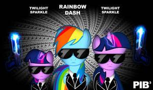 PIB Ponies in Black 3