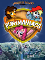 Ponymaniacs by dan232323
