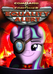 Command and Conquer: Equality Alert by dan232323