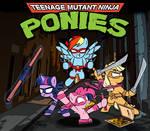 Teenage Mutant Ninja Ponies