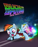 Buck to the future: Time travel is magic