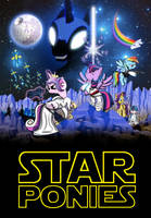 Star Ponies: A new Hope by dan232323