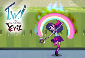 Twilight Vs The Forces of Evil by dan232323