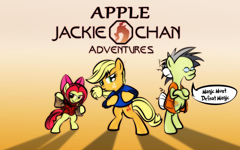 Apple Jackie Chan Adventures