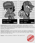 My Little Criminal Records: Filthy Rich