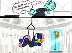 Bon Bon's Impossible Mission by dan232323