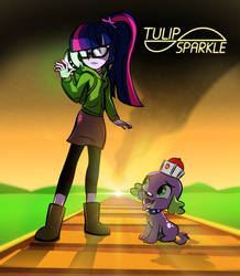 Infinity Train Tulip Sparkle