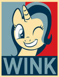 The Great and Powerful WINK by dan232323