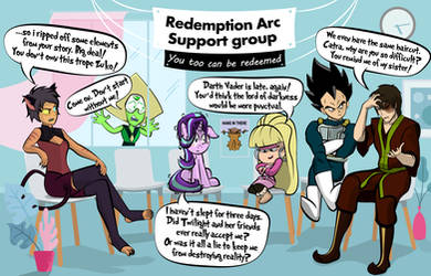 Redemption Arc Support Group