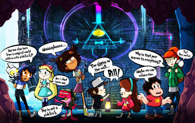 The return of Bill Cipher
