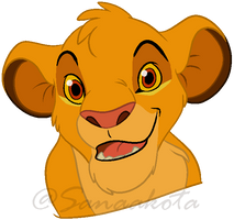 Have a Simba by Sanaakota