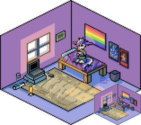 Room 2 by eIectric-surge