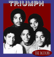The Jacksons Triumph - Album Cover Remake by x-Moonlight-Dreams-x