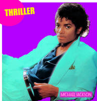 Michael Jackson Thriller - Album Cover Remake by x-Moonlight-Dreams-x
