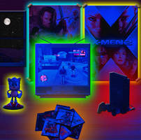 PS2 Game Room by x-Moonlight-Dreams-x