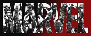 Marvel Logo - Wallpaper
