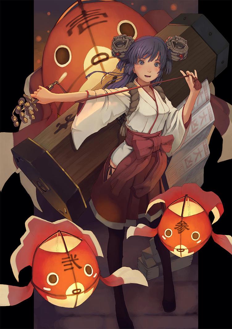 miko by yosinori