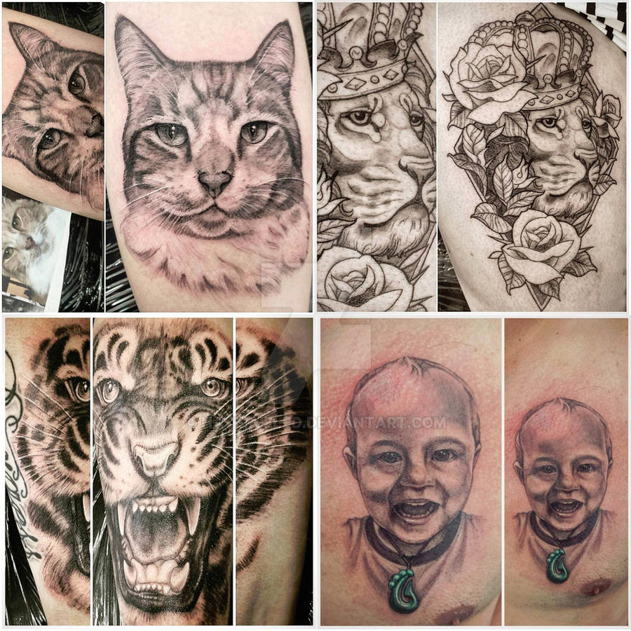 Tattoos and illustrations by hatefueled on deviantart for Bone head tattoo
