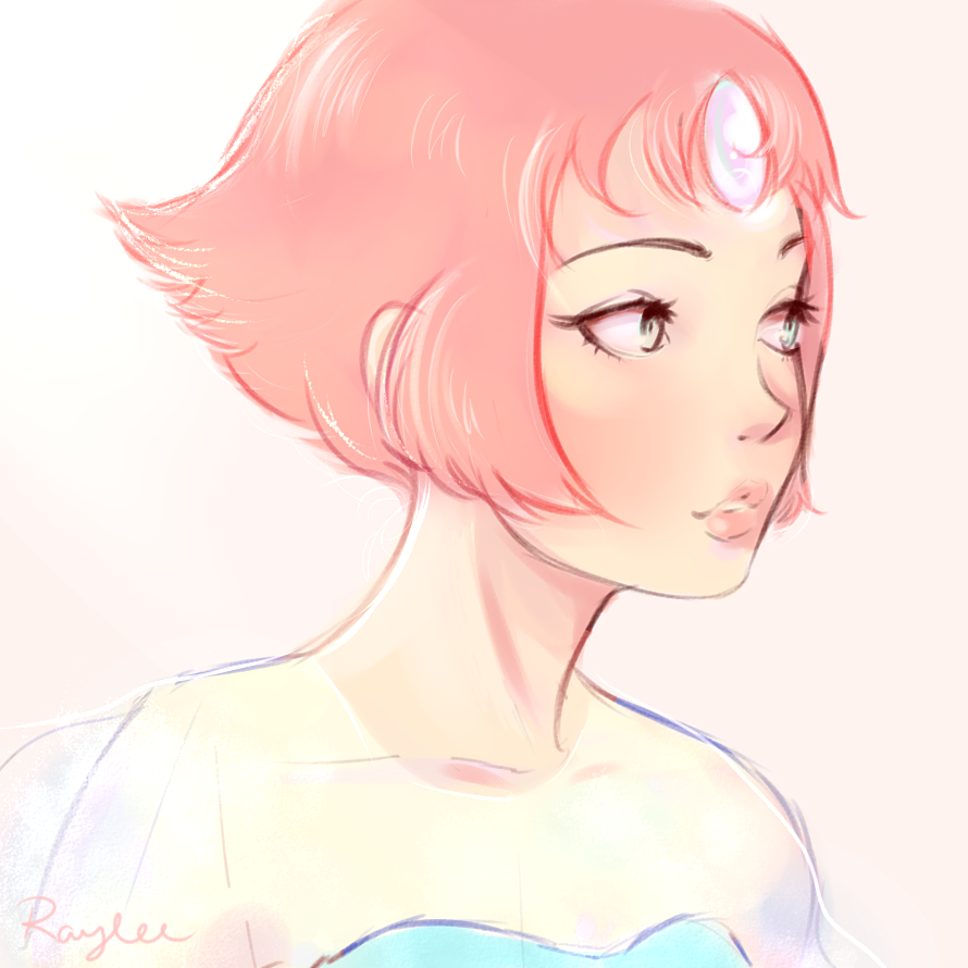 She's a real Pearl by raylee-arts