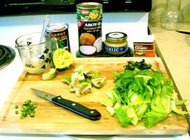 The Ingredients by tomorrowcanwait