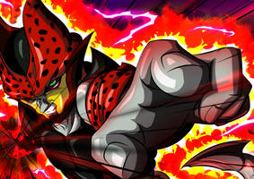 Demon Cell (21) Demonic Fist