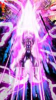 Dragon Ball Legends Super Baby Trunks (SSGSS)