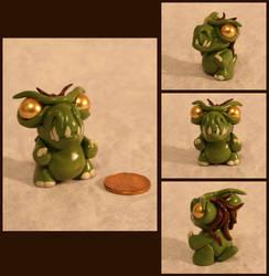 Little Goblin by Near-Miss-Nic