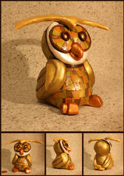 That 70's Owl by Near-Miss-Nic