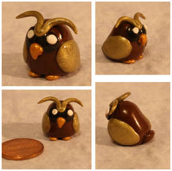 Mini Owl by Near-Miss-Nic