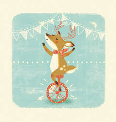 The Unicyclist by maikn
