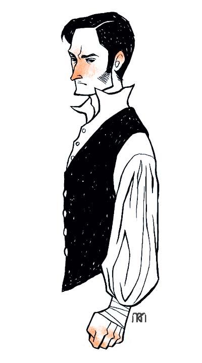 Mister Thornton by maikn