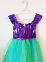 Little Mermaid Costume - Self Drafted by SamsSignatureSeams