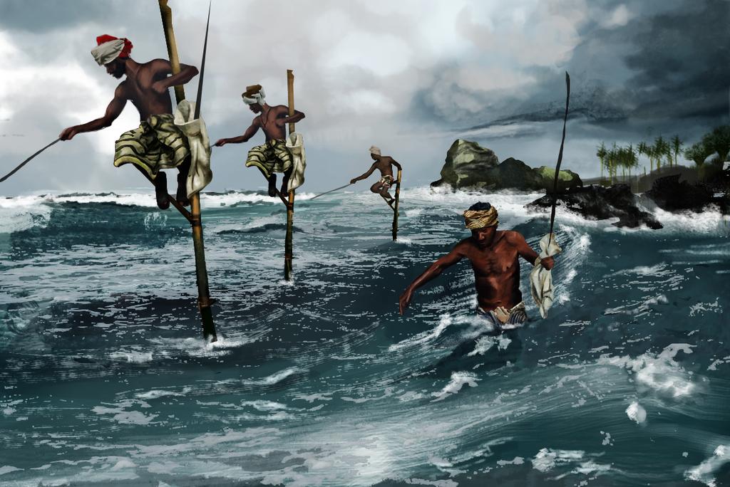 Fisher-man by tanzila1600
