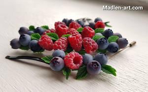 Berries wedding