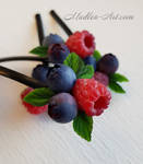 Berries wedding by Madlen-art