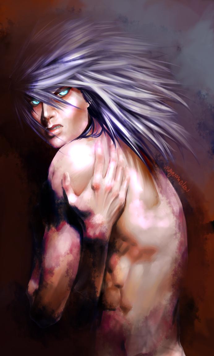 Riku: Snarl by mayumi0desu