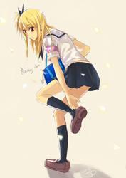 -Back To School - by Bludy-chu