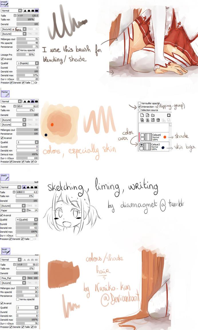brush settings by Bludy-chu