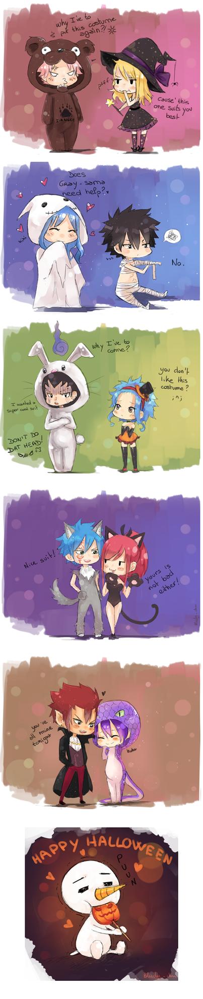 Happy Halloween! by Bludy-chu