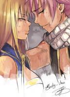 I will protect your future. by Bludy-chu