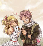 fairy tail - Take Care Of Her For Me