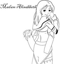 Madam Alisabbeth Bang Howdy by TeenCat