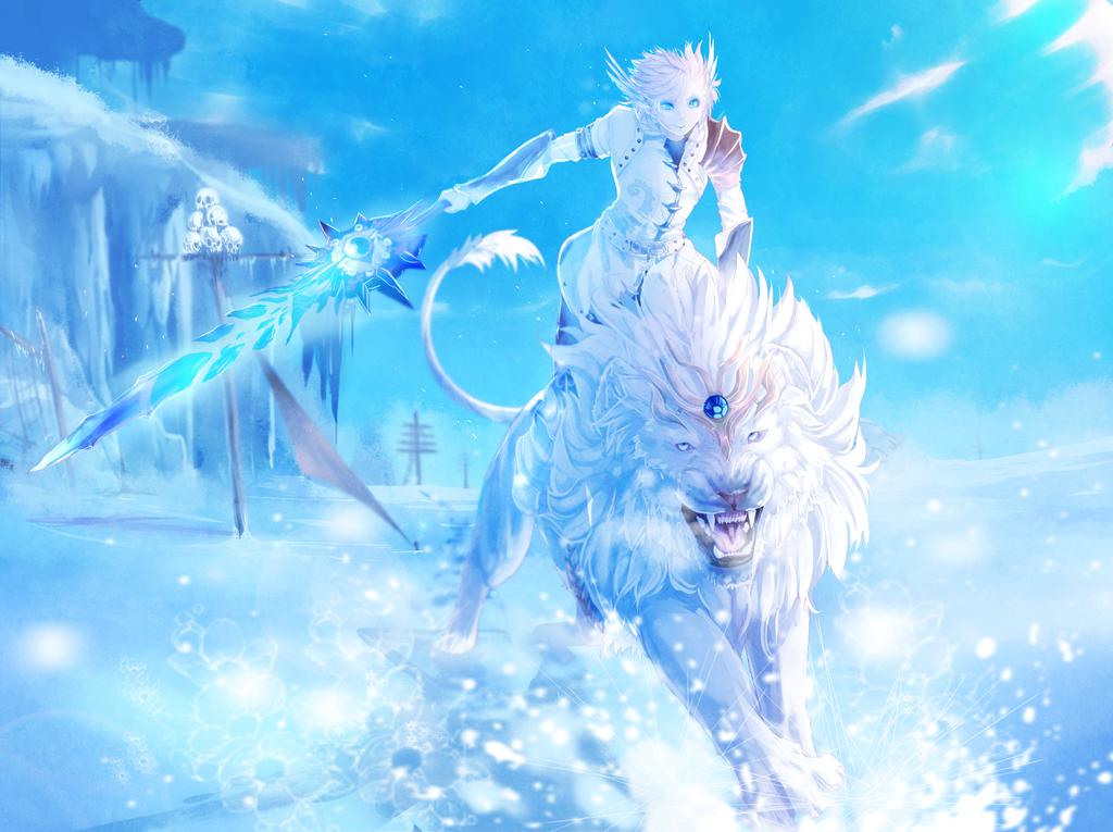 TERA Winter by Srinitybeast